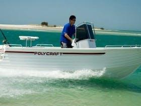 KI Boat Hire