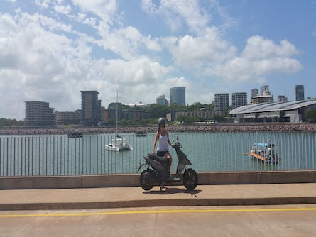 Darwin Scooter Tours
