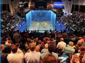 Squash - 2016 World Doubles Championships