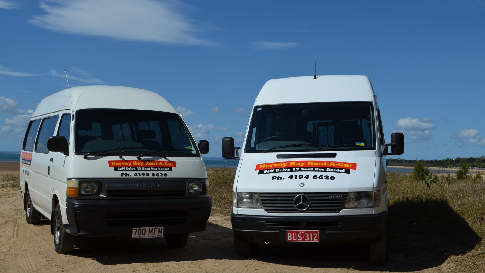 12 Seater Buses