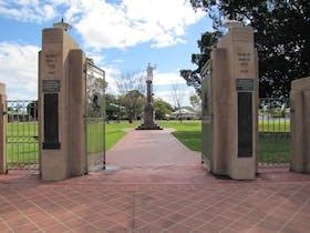 Goondiwindi War Memorial