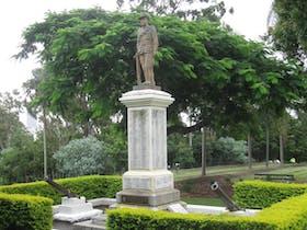 Mowbray Park and East Brisbane War Memorial