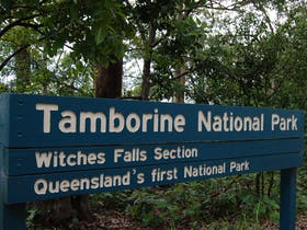 Queensland's oldest and the world's third oldest National Park