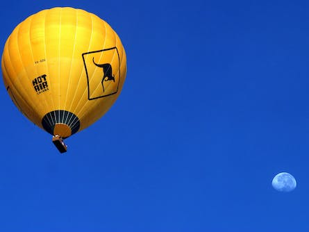 Fly Me to the Moon Brisbane Ballooning