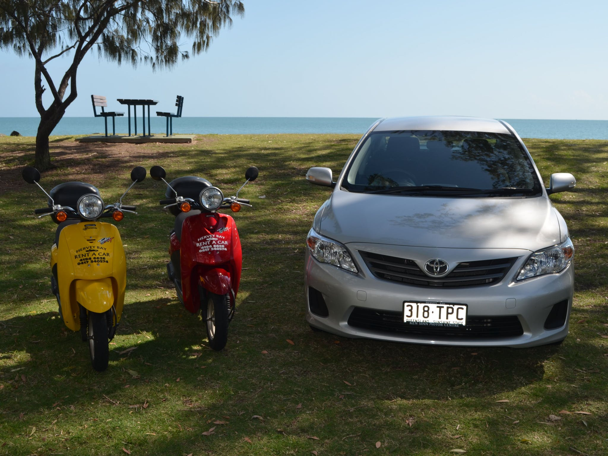 Car Hire In Gladstone Queensland