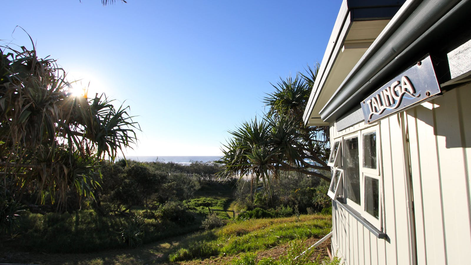 Fraser Island Holiday Lodges
