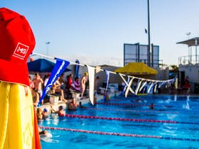 Rockhampton MS Swimathon