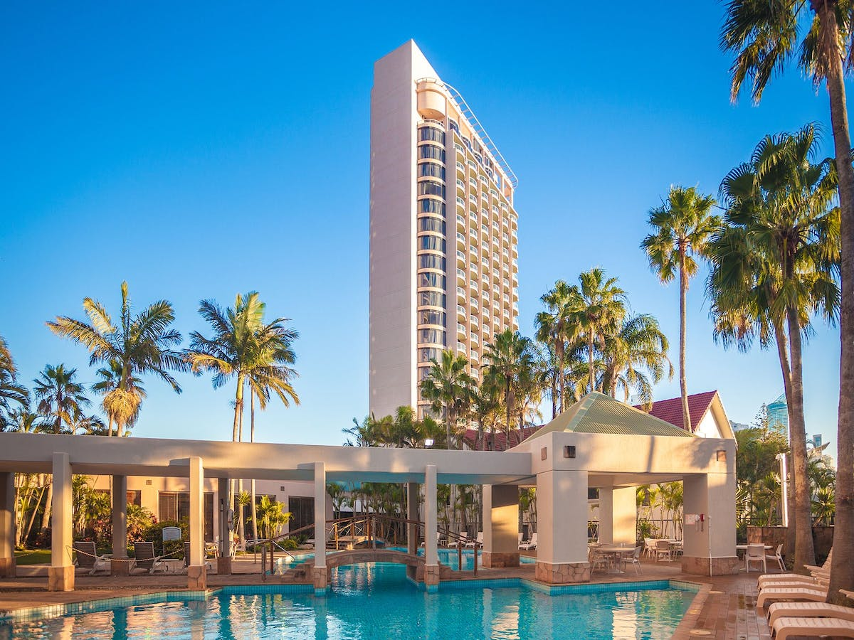 Crowne Plaza Surfers Paradise - Accommodation - Queensland