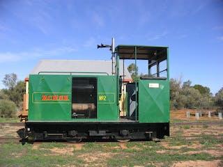 Red Cliffs Historical Steam Railway