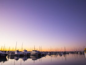 Hervey Bay Marina, Fraser Coast.