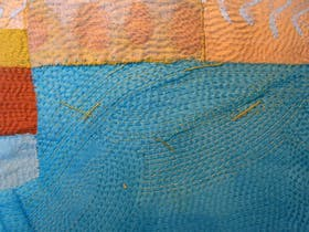 The Artists' Journey: Five Day Art Workshop at Wrapt in Rocky 2016 with Dawna Richardson Hyde