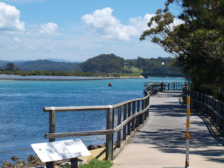 Mill Bay Boardwalk Narooma