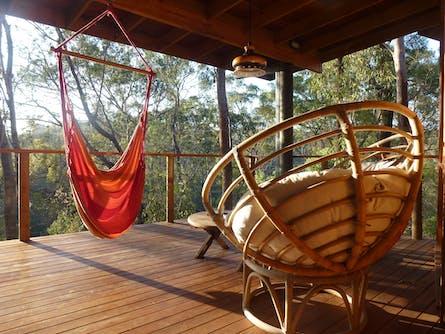 Billabong Retreat near Sydney