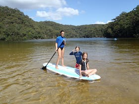 EcoTreasures Stand Up Paddle Board, Kayak, and Snorkel Hire