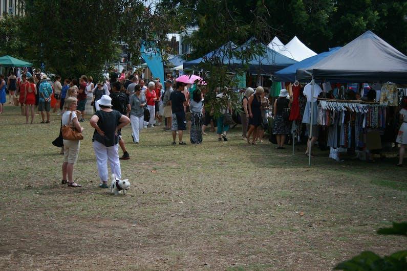 Image of the event 'Art Bazaar Lambton Park November'