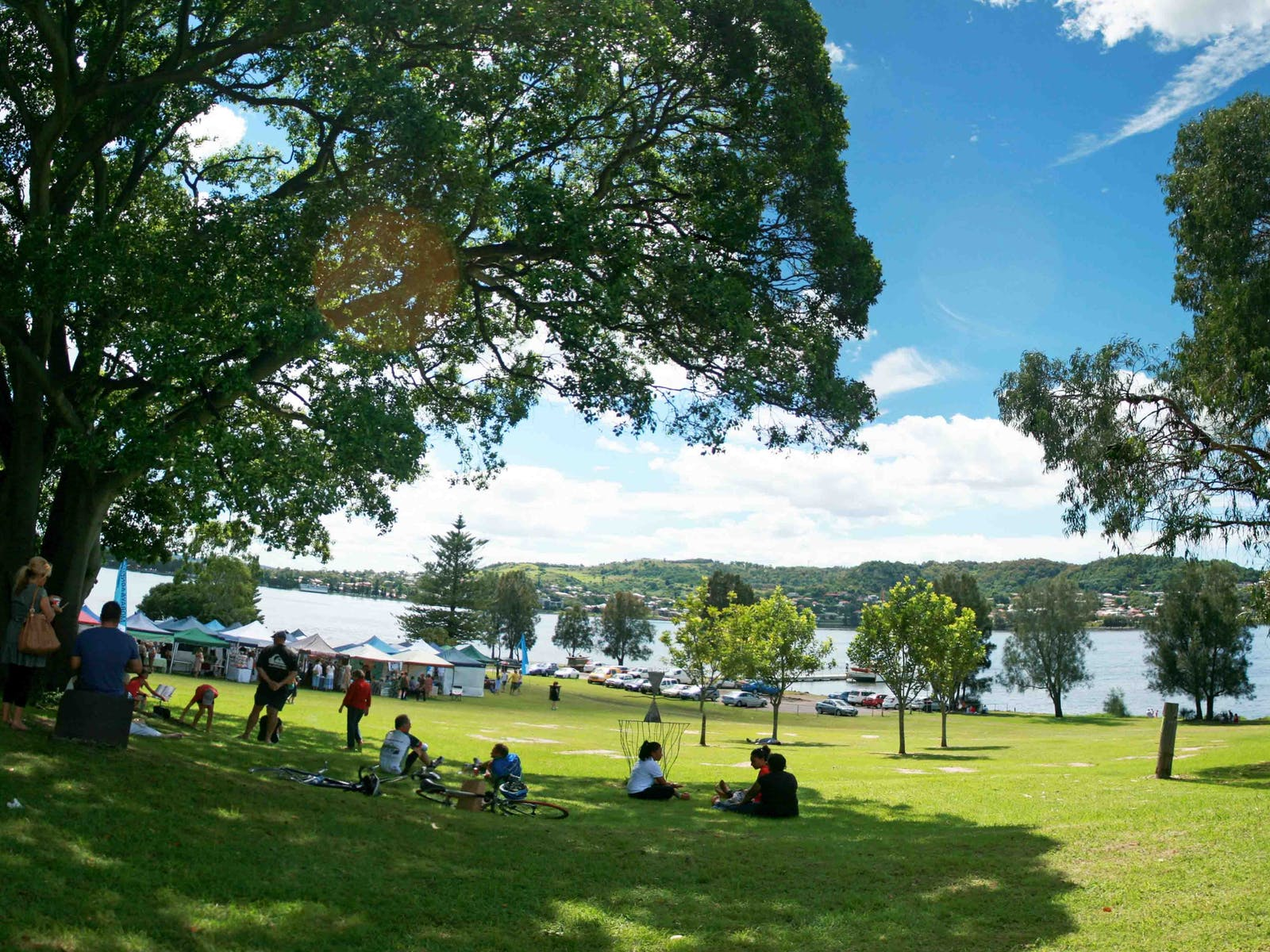 Image for Hunter Arts Network Art Bazaar Speers Point Park