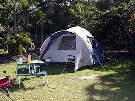 Brooklyn Camping Ground