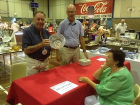 Rotary Antique Show