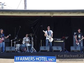 Vacy Blues and Roots Festival
