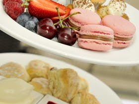 Mouthwatering High Tea selection