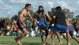 Image of the event 'Griffith Shaheedi Tournament'