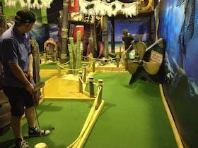 Mega Mini Golf Campbelltown