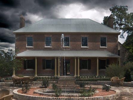 Menangle House Ghost Tour