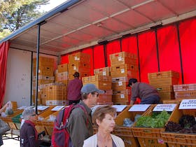 Mount Claremont Farmers Market