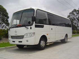 Buses Plus 4WD Hire