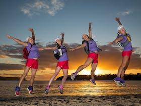 Wild Women On Top Sydney Coastrek