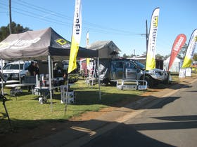 Orana Caravan, Camping, 4WD, Fish and Boat Show
