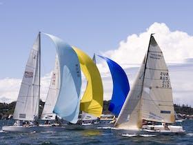 Sydney Harbour Regatta