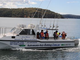 Photo of Batemans Bay Fishing on The MV Jean Marie