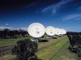 CSIRO Australia Telescope Narrabri