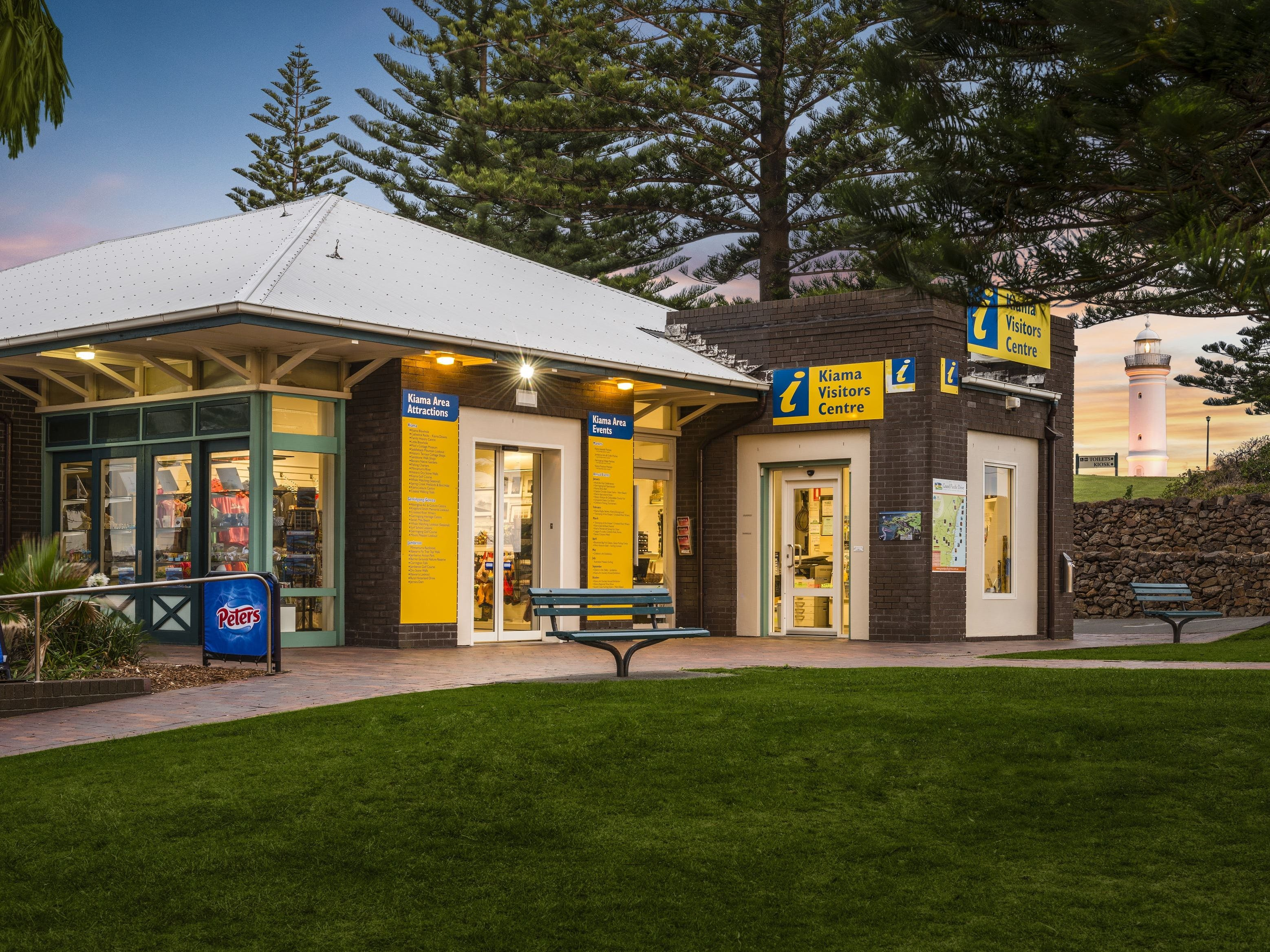 Kiama Visitor Information Centre