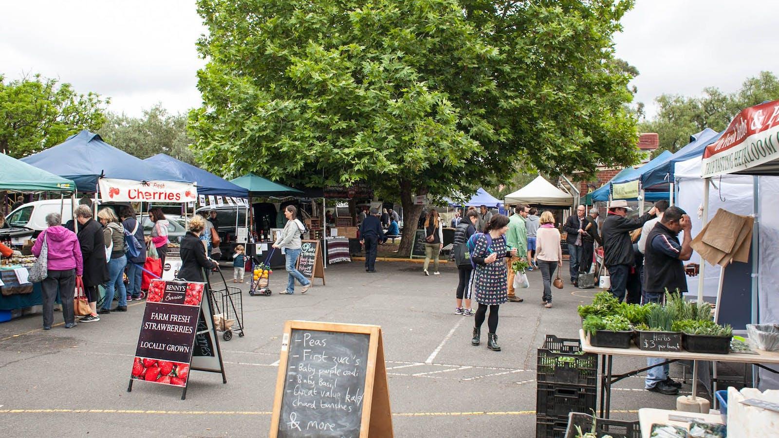 Image for Alphington Farmers' Market