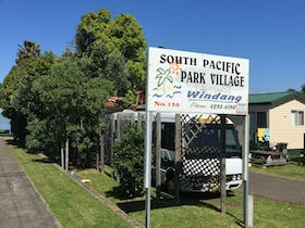 South Pacific Park Village