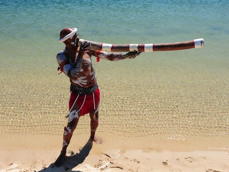 Walangari Karntawarra at Bondi Beach