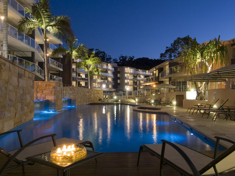 Mantra Aqua Resort Nsw Holidays Amp Accommodation Things