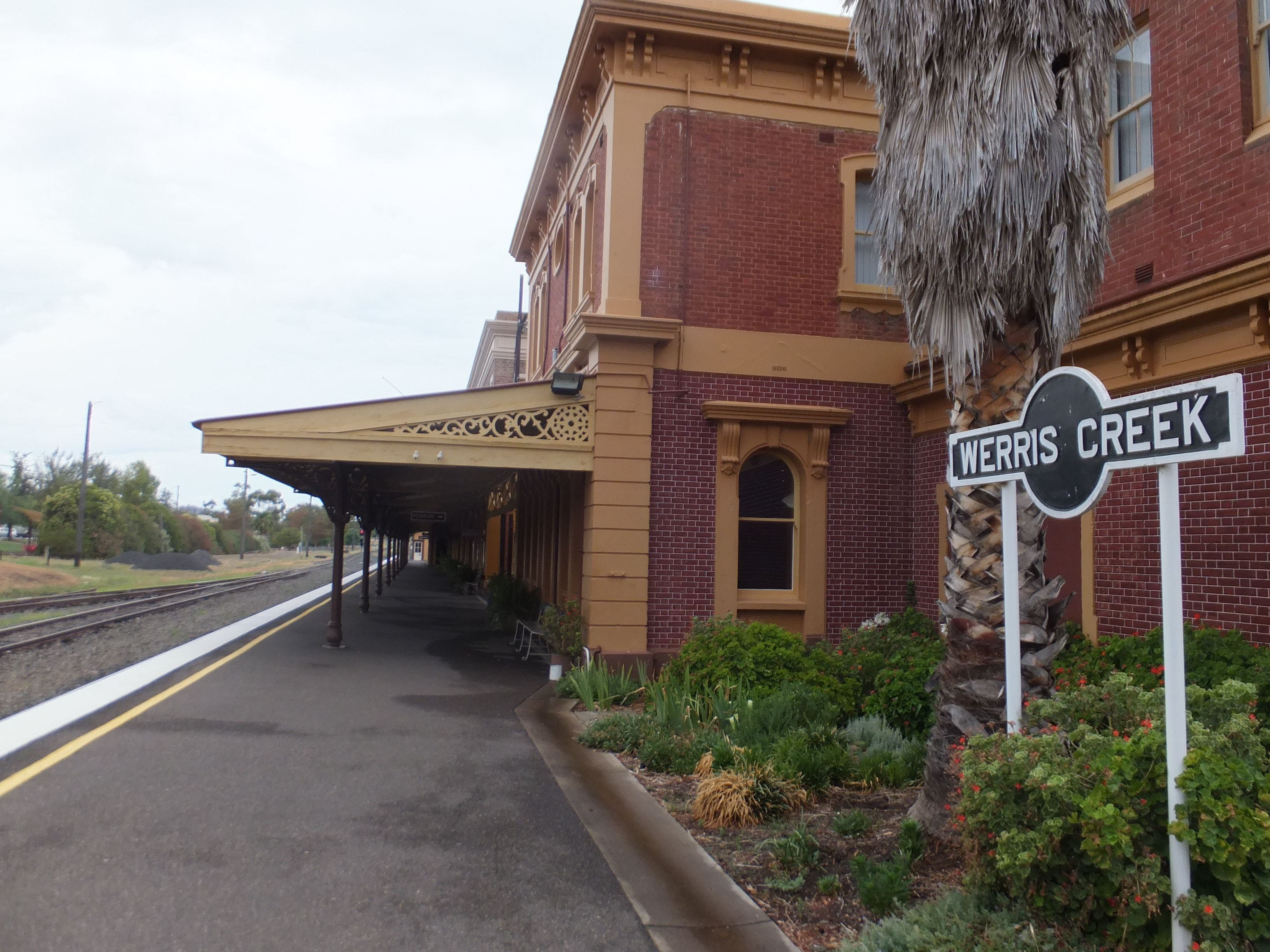 Werris Creek Railway Station