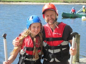 Dad and Daughter Adventure Weekend experience