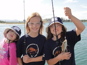 Batemans Bay Kids Fishing Workshop