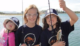 Image of the event 'Greenwell Point Kids Fishing Workshop'