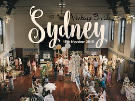 Vintage Bride Wedding Fair