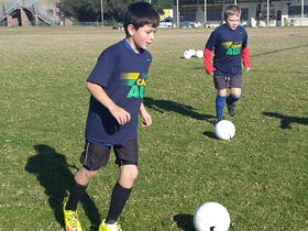 SCA Junior Soccer Camp