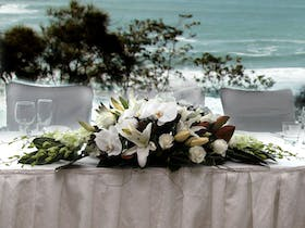 Wedding Open Day at Seacliff