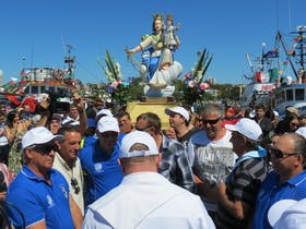 Blessing of the Fleet at Sydney Fish Market