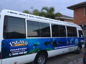 Photo of Island Charters Narooma Bus Hire