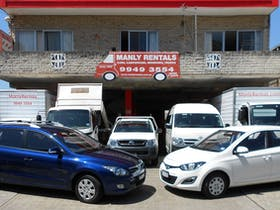 Manly Car & Truck Rentals