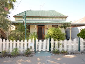 Emaroo Cottage on Argent Street